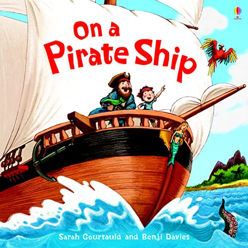 9781409535690: On a Pirate Ship. (Picture Books)