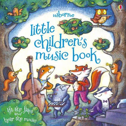 9781409535744: Little Children's Music Book (Musical Books)