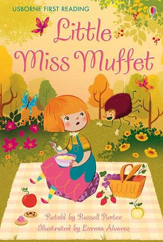 9781409535799: Little Miss Muffett (Usborne First Reading): First Reading Series 2 (2.2 First Reading Level Two (Mauve))