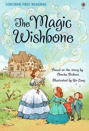 9781409535805: The Magic Wishbone (First Reading Level 4)