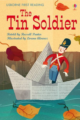 Tin Soldier (Usborne First Reading): Punter, Russell