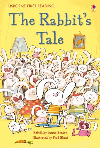 9781409535867: Rabbit's Tale (Usborne First Reading)