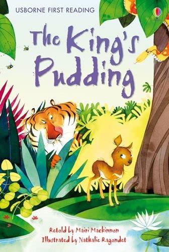 First Reading Level Three: The King's Pudding (Usborne First Reading): Mairi Mackinnon