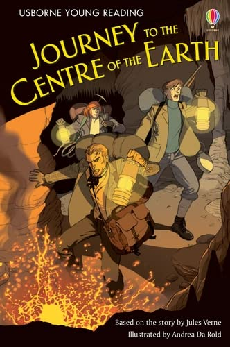 9781409535904: Journey to the Centre of the Earth (Young Reading Series Three)