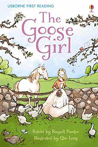 Goose Girl (Usborne First Reading): Punter, Russell