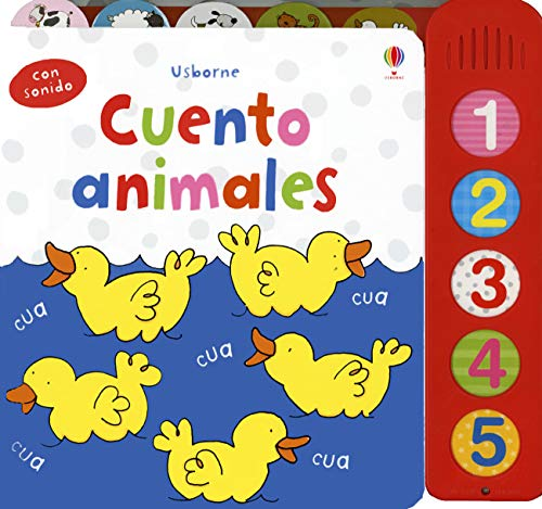 9781409536123: CUENTO ANIMALES CON SONIDO