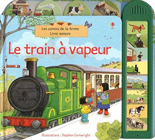 9781409536147: le train a vapeur