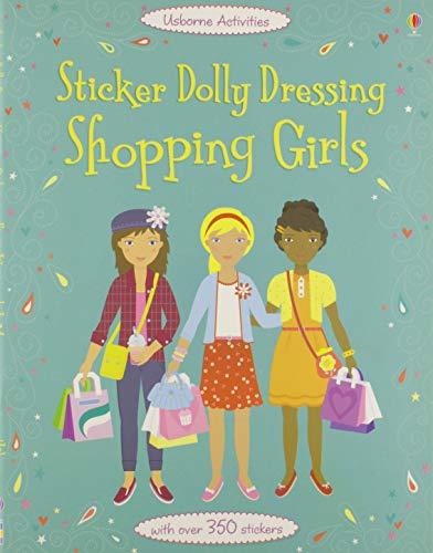 9781409536482: Sticker Dolly Dressing Shopping Girls