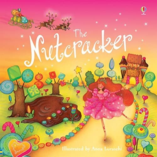 9781409536789: Nutcracker (Picture Books)