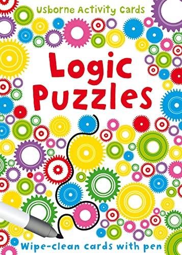 Logic Puzzles (Usborne Puzzle Cards): Sarah Khan