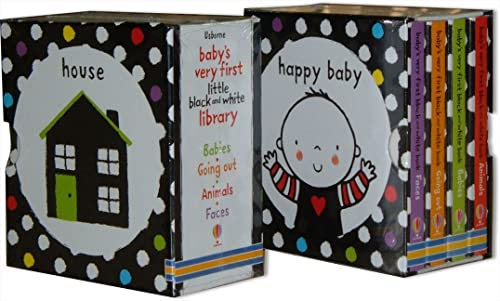 9781409537076: Baby's Very First Black and White Little Library (box set)