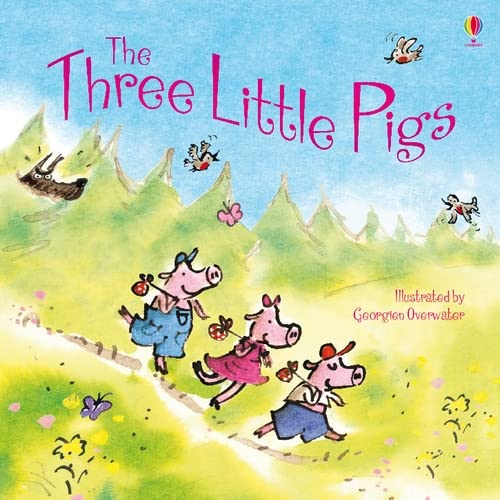 9781409537113: Three Little Pigs (Picture Books)