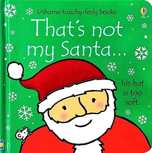 9781409537250: That's Not My Santa...