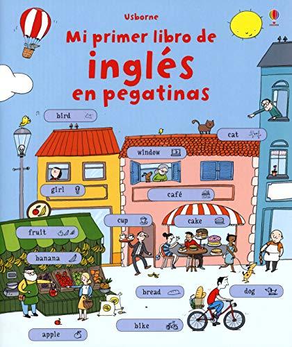 9781409537939: Mi primer libro de inglés en pegatinas