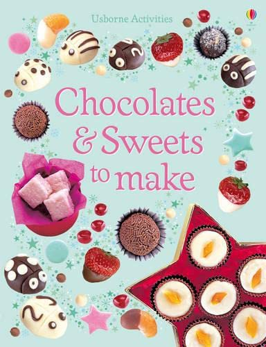 9781409538448: Chocolates and Sweets to Make (Usborne Activities)