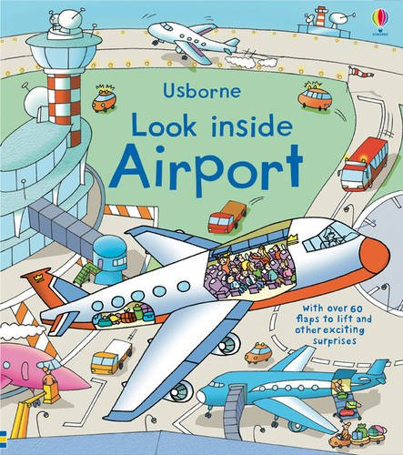 9781409538851: Airport (Look Inside Board Books)