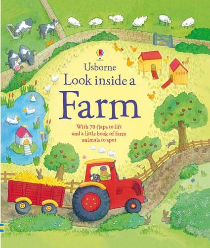 9781409538868: Look Inside a Farm