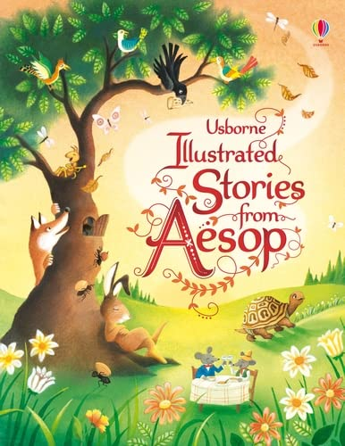 9781409538875: Illustrated Stories from Aesop (Illustrated Story Collections)