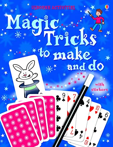 9781409538967: Magic Tricks to Make and Do (Things To Make And Do)