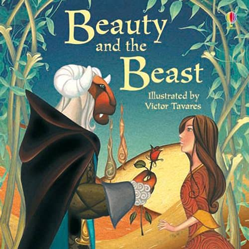 9781409539032: Beauty and the Beast. Illustrated by Victor Tavares