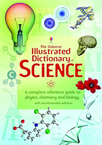 9781409539100: The Usborne Illustrated Dictionary of Science. (Illustrated dictionaries)