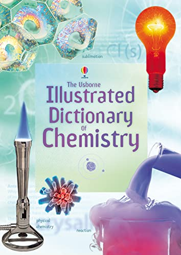 Illustrated Dictionary of Chemistry (Paperback): Fiona Johnson