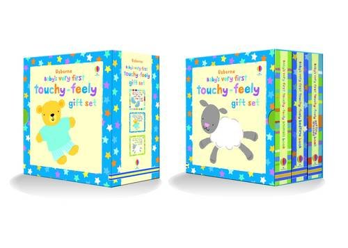 9781409539452: Babies Very First Touchy Feely Slipcase (Baby's Very First Books)