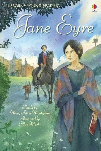 Jane Eyre: Level 3 (Usborne Young Reading): Mary Sebag-Montefiore