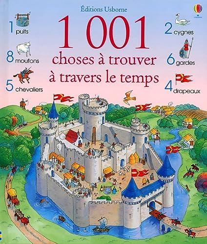 1001 choses à trouver à travers le temps: Doherty, Gillian
