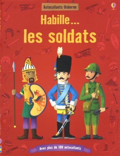 9781409541202: Habille. les soldats