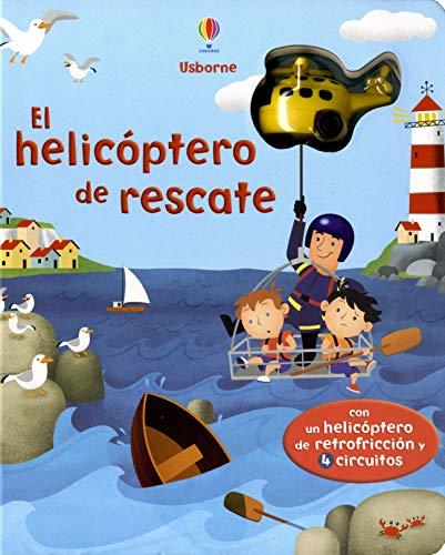 9781409543541: HELICOPTERO DE RESCATE, EL +HELICOPTERO
