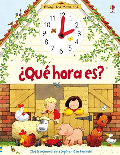 9781409543763: ¿Qué hora es?