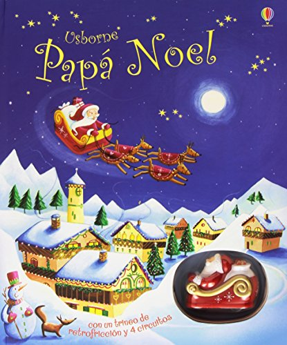 9781409543923: Juega Con Papá Noel