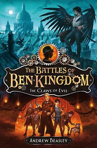 9781409544005: The Battles of Ben Kingdom: The Claws of Evil
