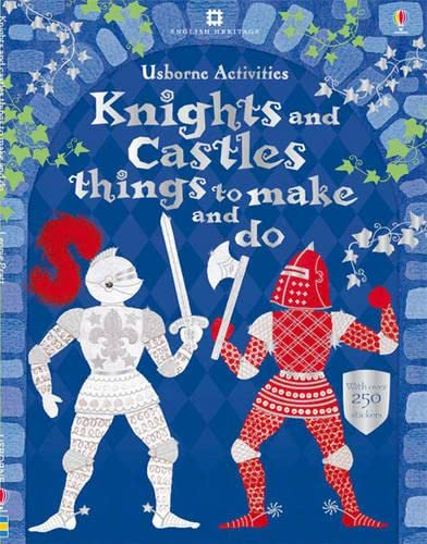 9781409544173: Knights & Castles Things to Make and Do (Usborne Activities)