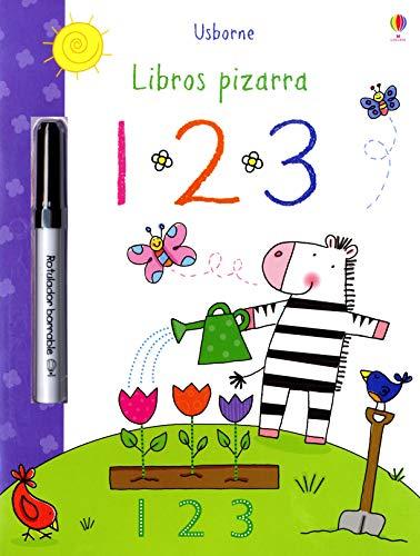 1,2,3 (Libros Pizarra): AA.VV.