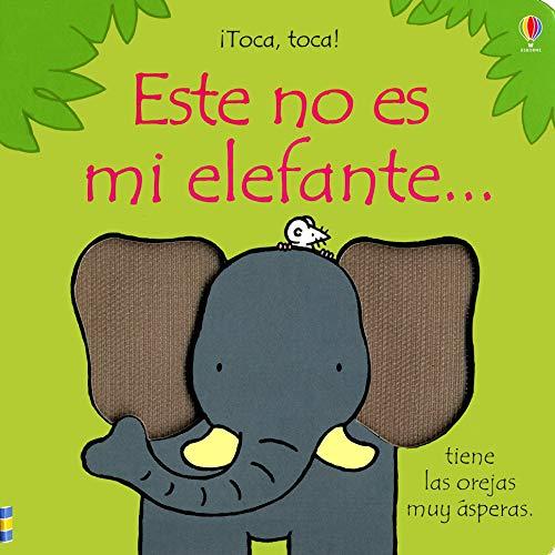 9781409544425: Este No Es Mi Elefante