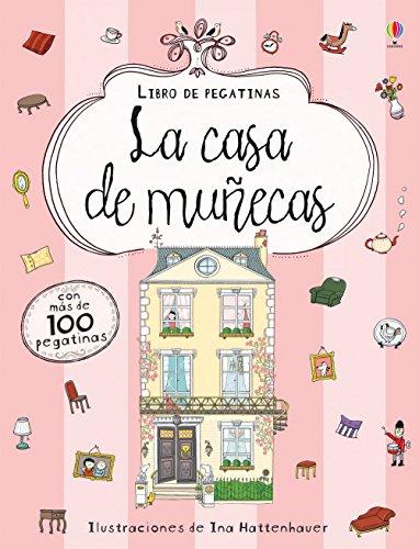 9781409544494: La casa de muñecas. Libros de pegatinas