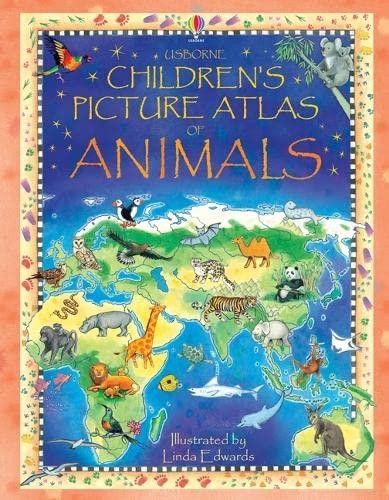 9781409544814: Children's Picture Atlas of Animals