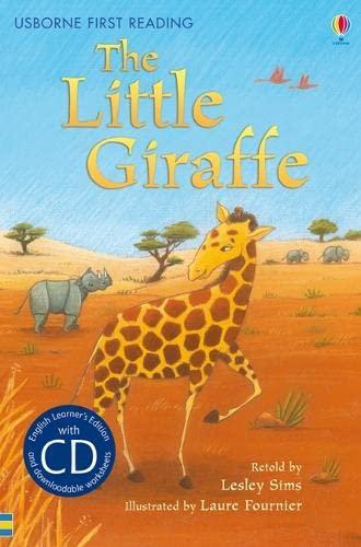 9781409545170: Little Giraffe (Usborne First Reading CD Packs)