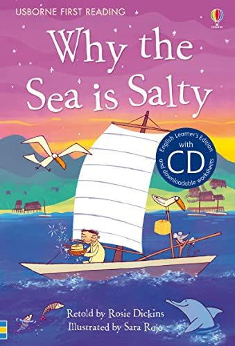 9781409545293: Why the sea is salty. Con CD Audio (First Reading Series 4)
