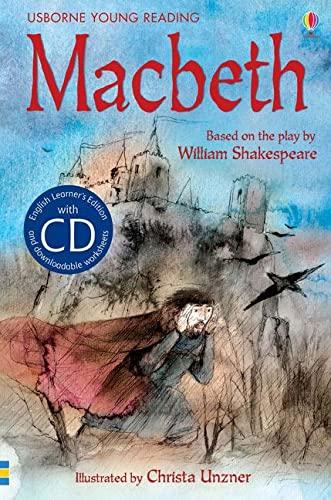 9781409545620: Macbeth (Usborne First Reading)