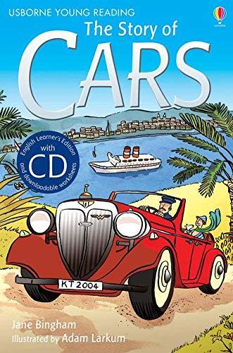 9781409545743: The story of cars. Ediz. illustrata (Young Reading Series 2)
