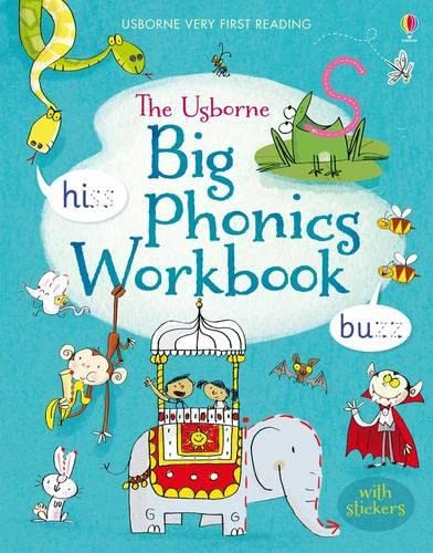 9781409545996: Very First Reading: Big Phonics Workbook (1.0 Very First Reading)