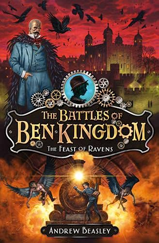 9781409546245: The Battles of Ben Kingdom - The Feast of Ravens
