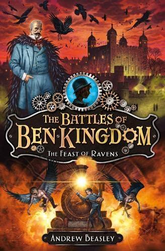 9781409546245: The Feast of Ravens (Battles of Ben Kingdom)
