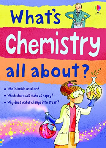 9781409547075: What's Chemistry All About?