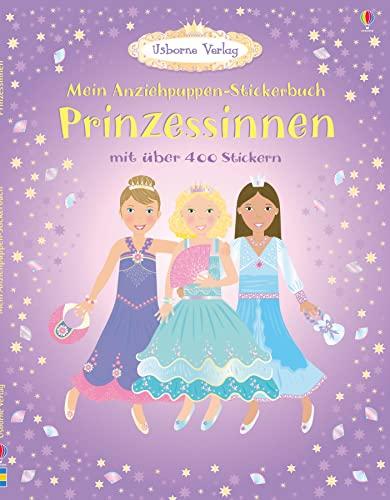 9781409547464: Mein Anziehpuppen-Stickerbuch: Prinzessinnen