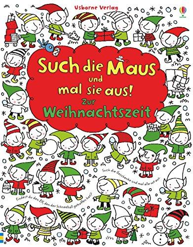 9781409547556: Such die Maus und mal sie aus! Zur Weihnachtszeit