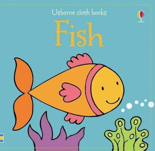 9781409548249: Fish Cloth Book (Cloth Books)